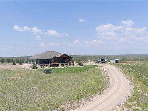 Correll Acreage : Torrington : Goshen County : Wyoming