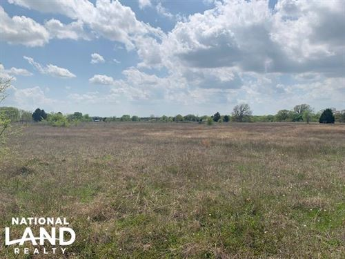 11 ac Near Cedar Creek Lake, Excell : Payne Springs : Henderson County : Texas
