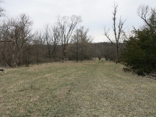 Hunting Property Northwest Missouri : Ridgeway : Harrison County : Missouri