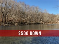 $500 Down On River Land : Lebanon : Dallas County : Missouri