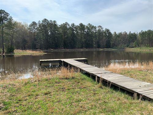 453.69 Acres Richland/Fairfield : Blythewood : Richland County : South Carolina
