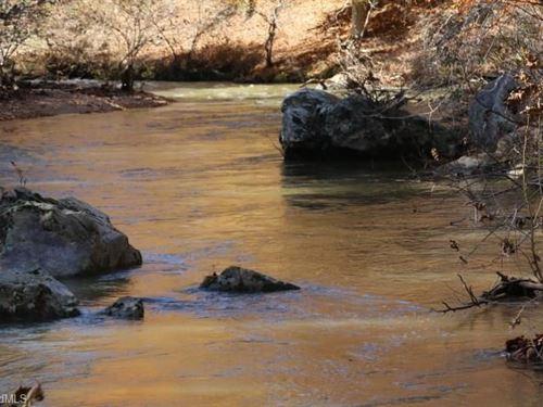 Land For Sale in Stuart VA : Stuart : Patrick County : Virginia