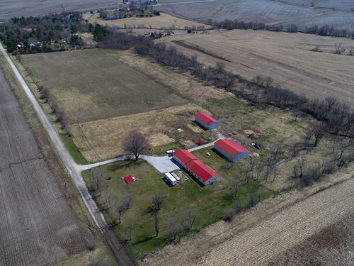Wapello County Iowa Country Acreage : Ottumwa : Wapello County : Iowa