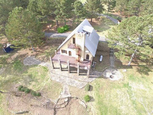 Bank 58 Ac & Mediterranean Home : Oneonta : Saint Clair County : Alabama