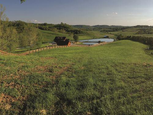 500 Acre Recreational Land : Gallipolis : Gallia County : Ohio