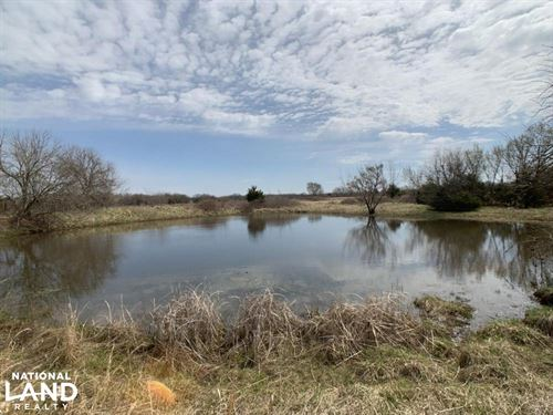 Elsmore Hunting And Farmland : Elsmore : Allen County : Kansas