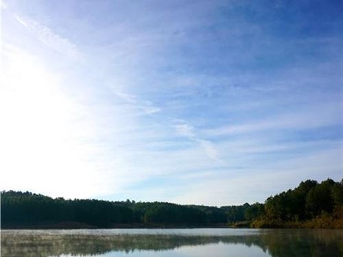 10.7 Acres Lot 19 In Lafayette : Taylor : Lafayette County : Mississippi
