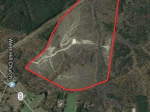 Recreational Property Southern VA : Victoria : Lunenburg County : Virginia
