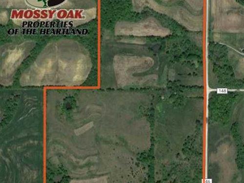 Ray County 100 M/L Acres With Inco : Hardin : Ray County : Missouri