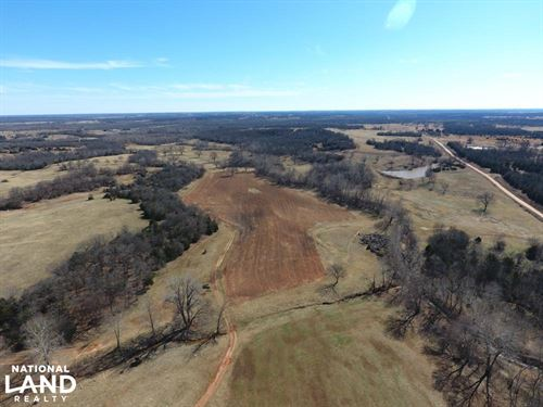 Build, Farm And Hunt 160 : Stroud : Lincoln County : Oklahoma
