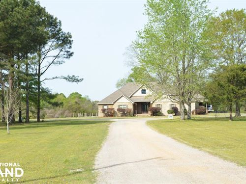 Beaver Creek Custom Estate, Timber : Autaugaville : Autauga County : Alabama