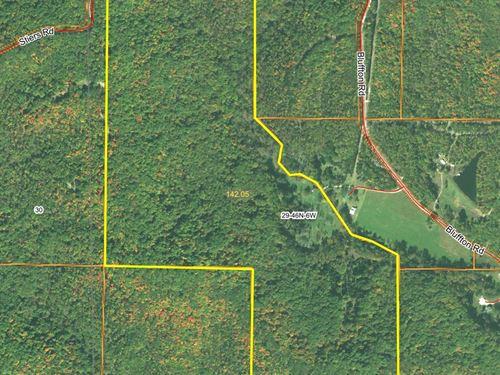 Prime Hunting Land Montgomery : Rhineland : Montgomery County : Missouri