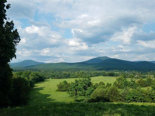 Beautiful Virginia Acreage : Luray Va : Page County : Virginia