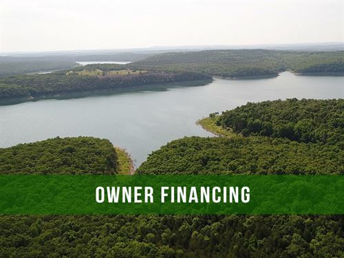 $500 Down On Lake Property : Cedarcreek : Taney County : Missouri