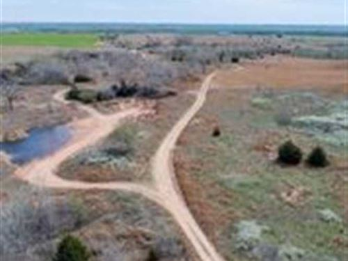 125.5 Acres For Sale Near Medicine : Medicine Lodge : Barber County : Kansas