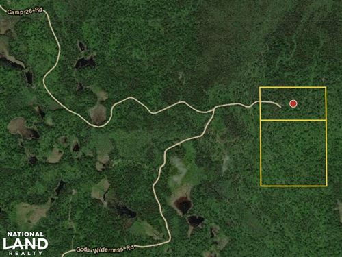 15 60 Acres, 0 Camp 26 Rd, Hunting : Finland : Lake County : Minnesota