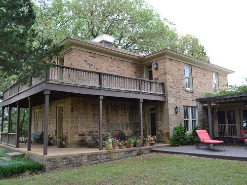 Xu-Be Ranch : Barnsdall : Osage County : Oklahoma