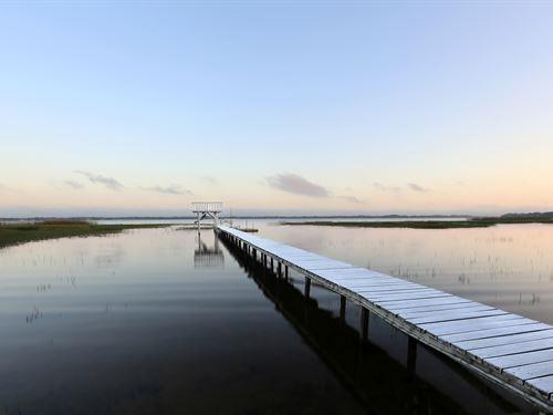 Alligator Lake Waterfront Tract : Saint Cloud : Osceola County : Florida