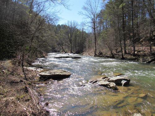 Beautiful Recreational Property : Galax : Carroll County : Virginia