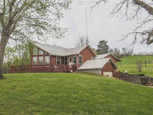 Perfect Creek-Side Getaway OR Full : Westpoint : Wayne County : Tennessee