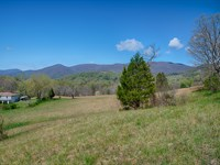 Phenomenal Building Sites : Free Union : Albemarle County : Virginia