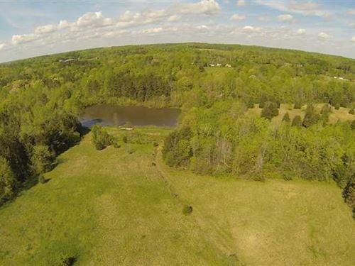127.91 Acres in Woodleaf, Rowan : Woodleaf : Rowan County : North Carolina