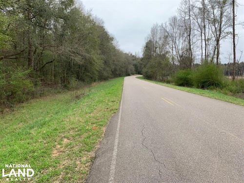 Autauga Co, 110 Recreational/Huntin : Jones : Autauga County : Alabama