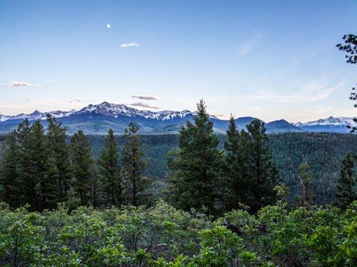 Eagle Ridge Ranch : Telluride : San Miguel County : Colorado