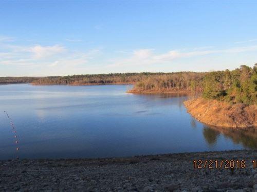 Custom Built Lake Home, 10 Acres : Dequeen : Sevier County : Arkansas