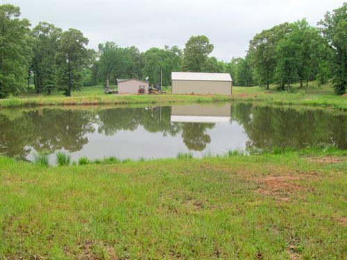 26 East Texas Acres, Hunt- Fish 3/2 : Winnsboro : Franklin County : Texas