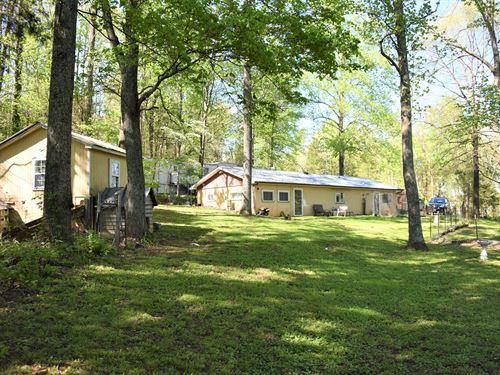 Home Hunting Cabin, 28.78 ac : Edmonton : Metcalfe County : Kentucky