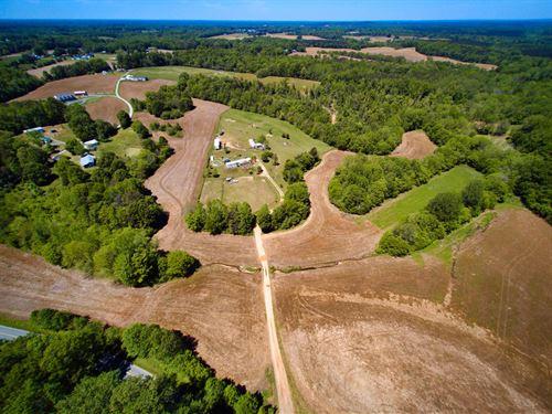 Beautiful Rolling Acreage Union : Marshville : Union County : North Carolina