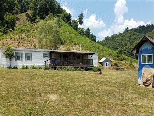 True Turn-Key Mini Farm : Sneedville : Hancock County : Tennessee