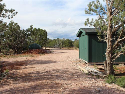 40 Acres With Mountains And Meadows : Prescott : Yavapai County : Arizona