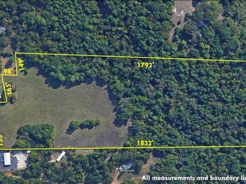 Commercial Acreage In Tyler Texas : Tyler : Smith County : Texas