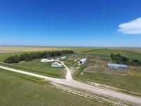 Hucke Ranch : Hemingford : Box Butte County : Nebraska
