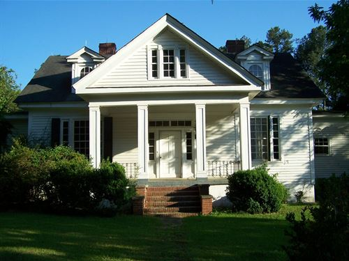 Priced Reduced, Circa 1853 Cedar : Ridgeway : Fairfield County : South Carolina
