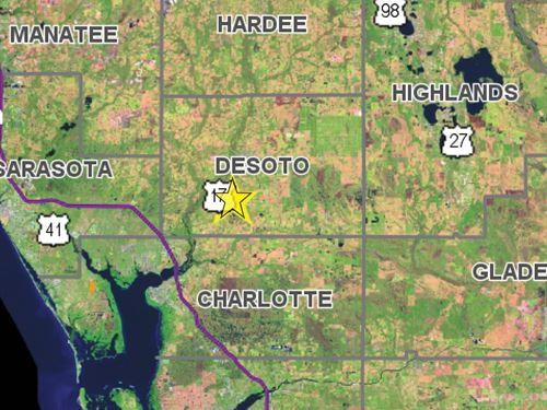 Cabbage Hammock Ranch : Arcadia : DeSoto County : Florida
