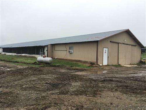 2 House, Omp Breeder Poultry Farm : Judsonia : White County : Arkansas