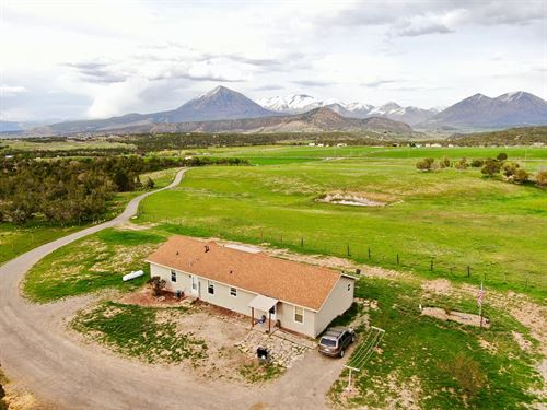 Affordable Colorado Horse Property : Crawford : Delta County : Colorado