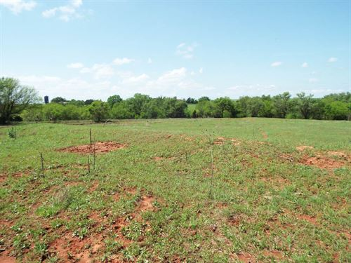 160 Acres Cropland, Pasture, Pond : Helena : Alfalfa County : Oklahoma