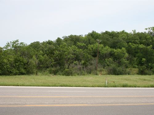 14 Plus Acres By The State Park : Mineral Wells : Parker County : Texas