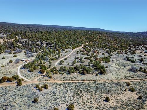 Ranch Near Cibola National Forest : Grants : Cibola County : New Mexico