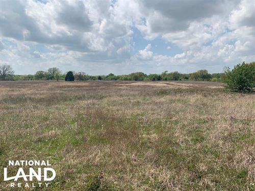 16.5 ac South of Mabank, Scattered : Payne Springs : Henderson County : Texas