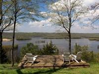 Epic Breathtaking River Bluff Views : Glen Haven : Grant County : Wisconsin