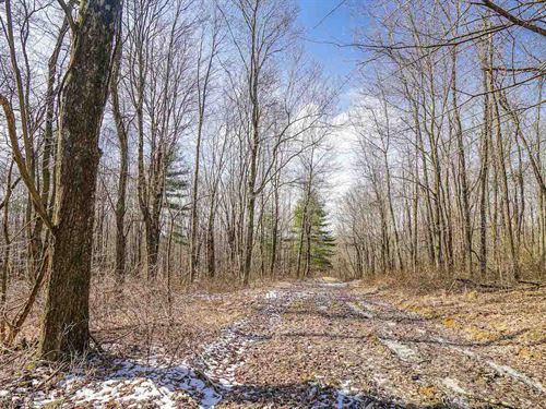 Cullison Rd, 28 Acres : Frazeysburg : Licking County : Ohio