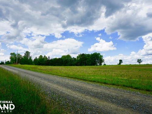 Oxford Hunting Timber And Farming : Oxford : Granville County : North Carolina