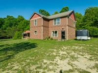 21+Ac, Home, Cabin, Several Barns : Crossville : Cumberland County : Tennessee