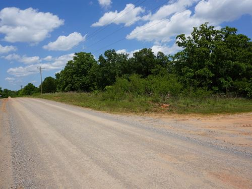 Central Oklahoma Hunting : Chandler : Lincoln County : Oklahoma