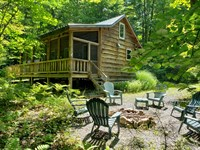Otter Creek Cabins : Greig : Lewis County : New York